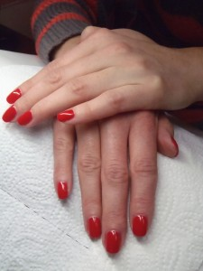 manicure monophasa - kolor Adrianna